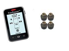 TT-500 / 4-WHEEL TIRE MONITORING SYSTEM