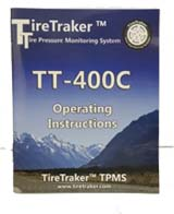 TT-400 / OPERATING INSTRUCTION MANUAL